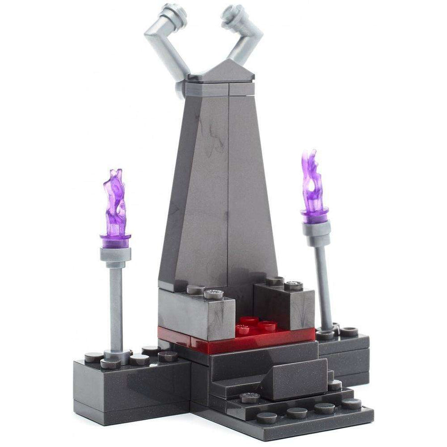 TMNT - Mega Construx - Shredder's Throne Battle