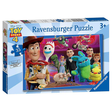Ravensburger - Toy Story 4 Puzzle 35pc