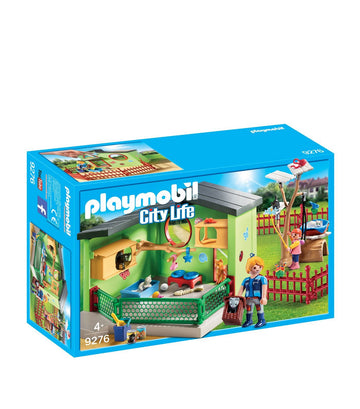 Playmobil - 9276 Puurfect Stay Cat Boarding