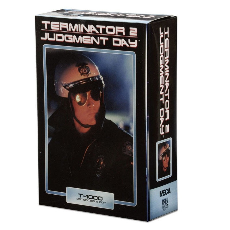 Terminator 2: Judgement Day - T-1000 (Motorcycle Cop) 7
