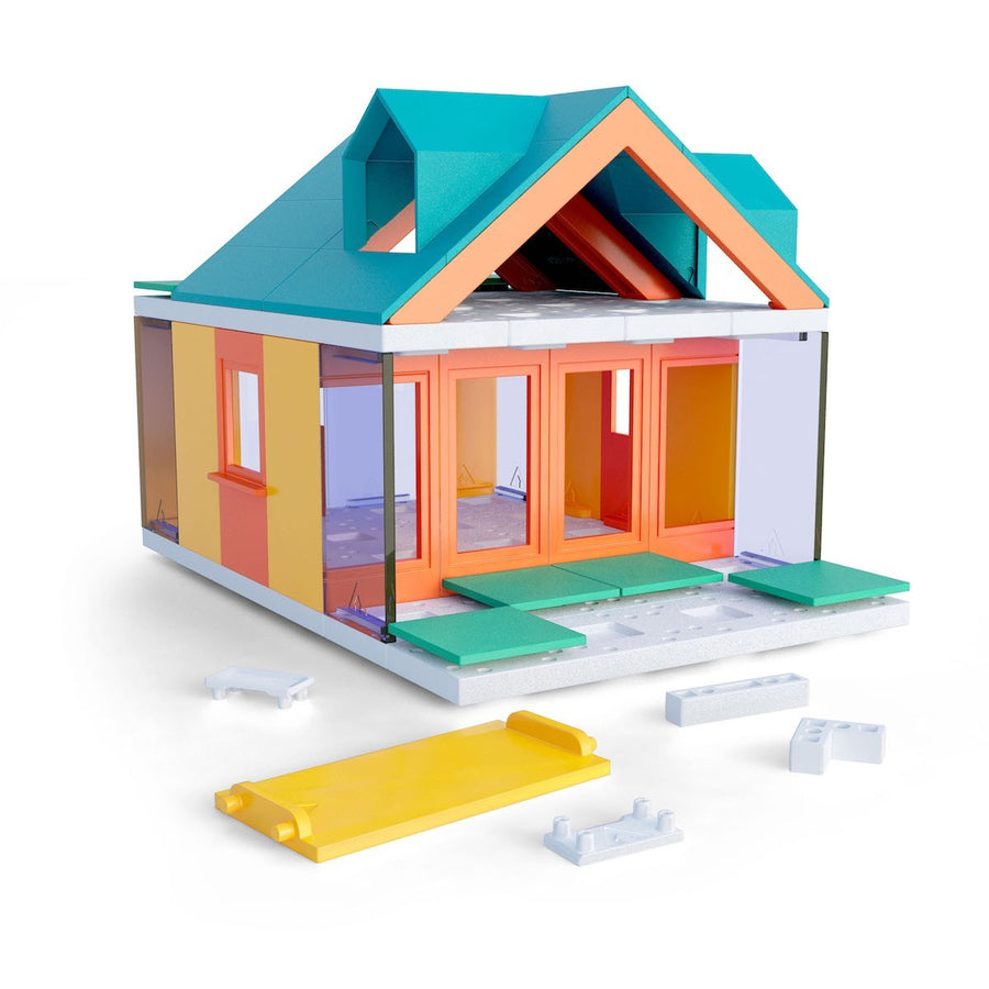 Arckit - MINI DORMER COLOURS Architectural Model Building Design Tool Kit