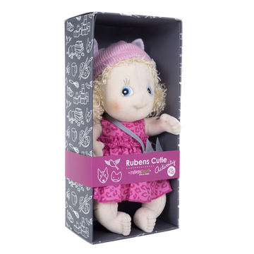 Rubens Barn Cutie - Activity Emelie (31cm)
