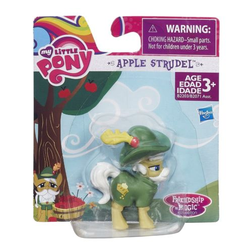 My Little Pony Apple Strudel Figure