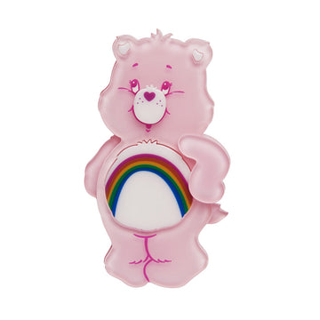 Erstwilder -  Care Bears Cheer Bear Brooch