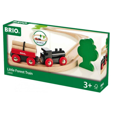 BRIO Classic Little Forest Train Set 18 pieces