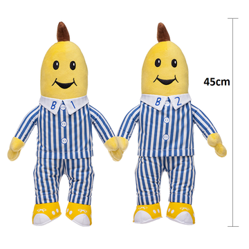 Bananas in Pyjamas - Classic Large B1 and B2 Plush 45cm