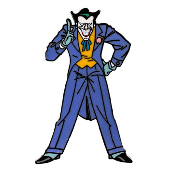 Batman: The Animated Series - The Joker Enamel Pin