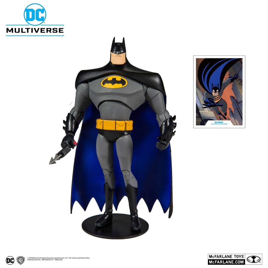 McFarlane DC Multiverse - Batman Animated 7