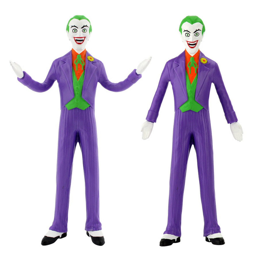 Bendable Poseable JOKER by NJ Crose