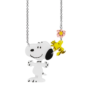 Erstwilder x Peanuts - Snoopy Best Friends Necklace