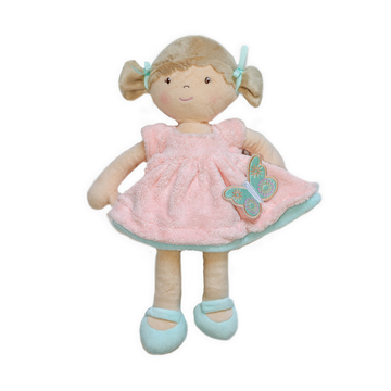 Bonnika Butterfly Doll - Pia with Light Brown Hair