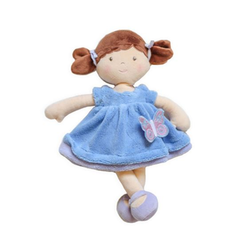 Bonnika Butterfly Doll - Pari with Brown Hair