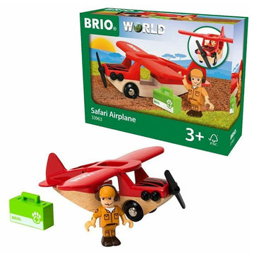 BRIO World - Safari Airplane