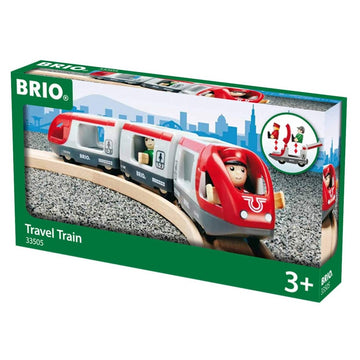 BRIO World - Passenger Travel Train 5pcs