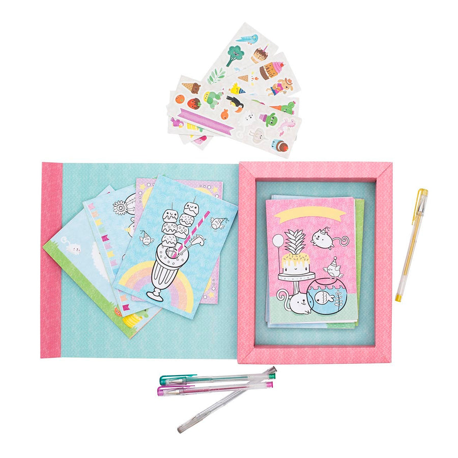 Tiger Tribe - Card Making Kit - Fiesta Fun 5+