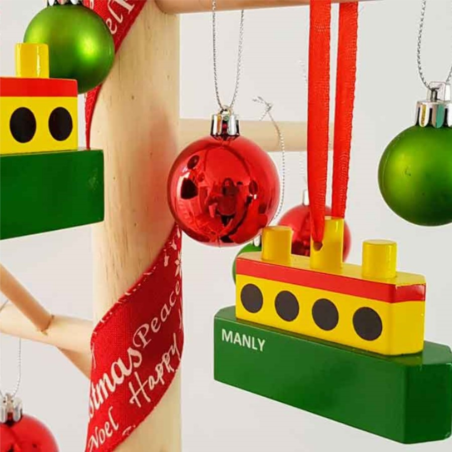 Sydney & Manly Ferry Souvenirs and Christmas Ornaments