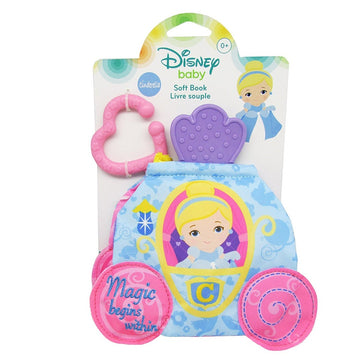 Disney Baby - Cinderella Soft Book 0+