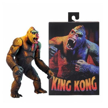 King Kong Ultimate (Illustrated Colour Variant) 7