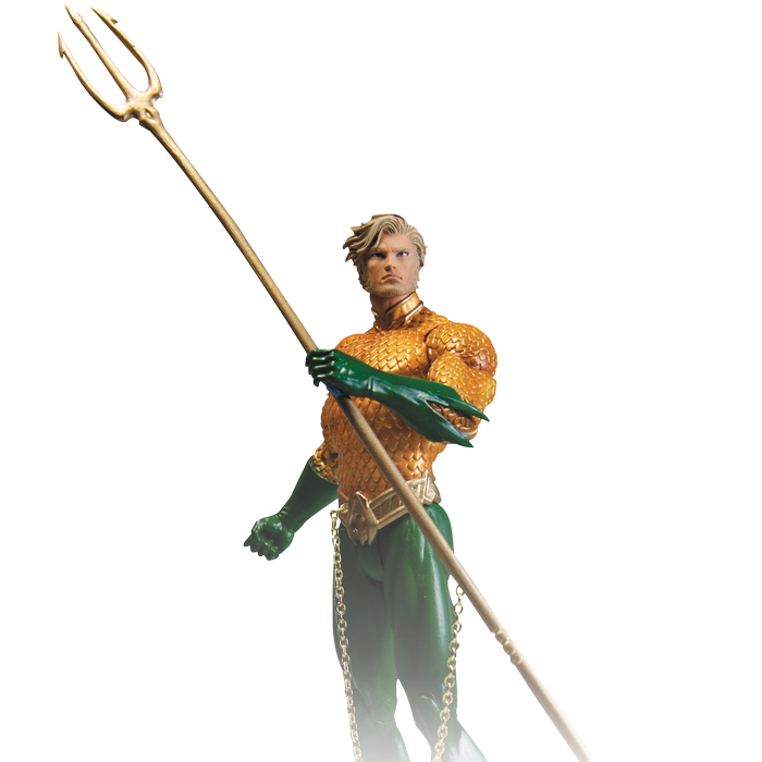 Justice League - Aquaman Figure