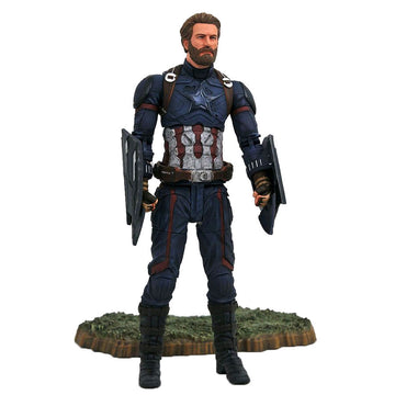 Marvel Select - Captain America