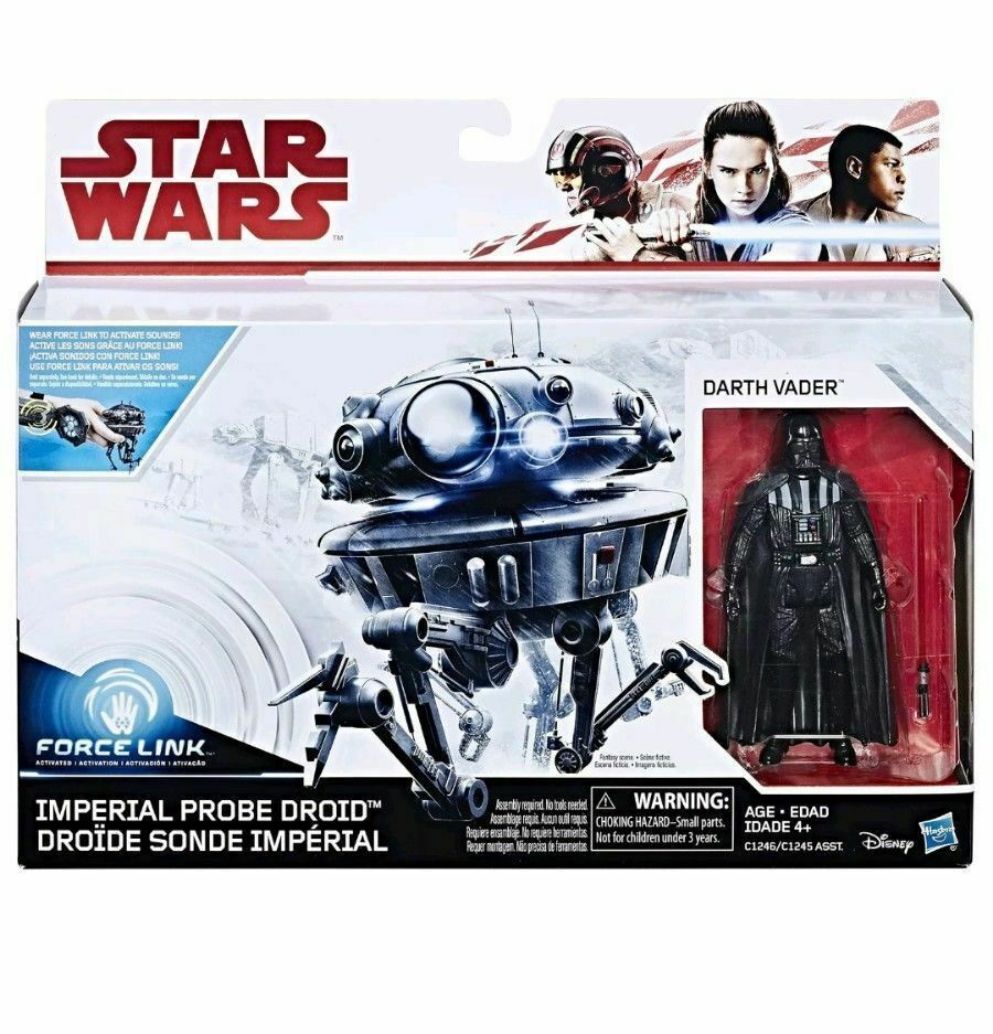 Star Wars -  Darth Vader Imperial Probe Droid