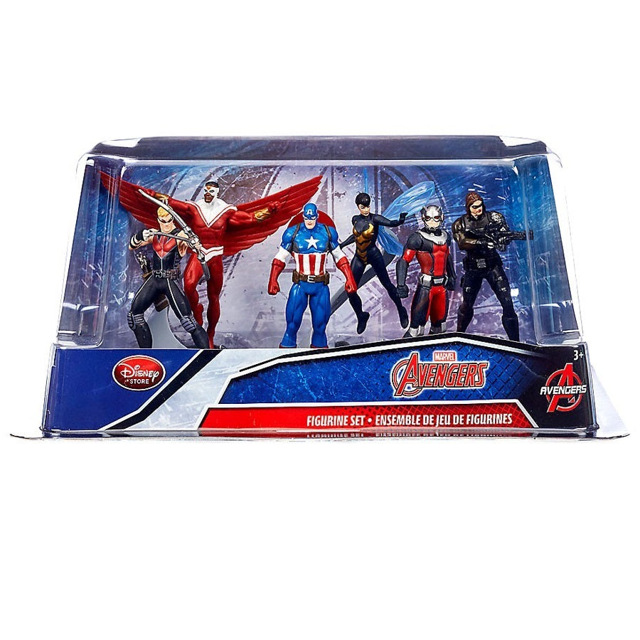 Disney - MARVEL AVENGERS Figurine Set