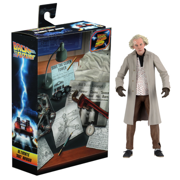 Back to the Future BTTF - Doc Brown Ultimate 7