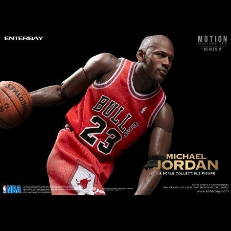 Enterbay - NBA Michael Jordan 1:9 Scale Action Figure