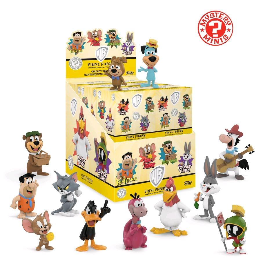 Saturday Mornings - Mystery Minis Figurine - Blind Box