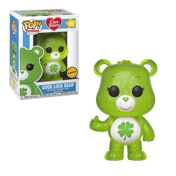 Care Bear - Good Luck Bear (Limited Chase Glow in the Dark Edition) Pop! Vinyl Figures No. 355