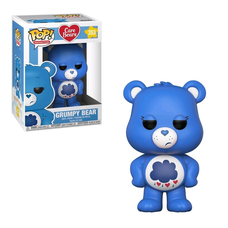Care Bear - Grumpy Pop! Vinyl Figures No. 353