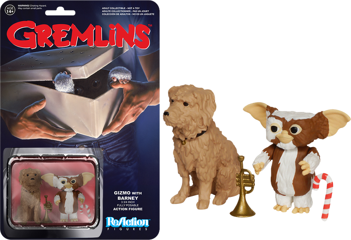 Gremlins - Gizmo Reaction Figure