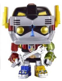 Voltron Metallic Pop! No. 70