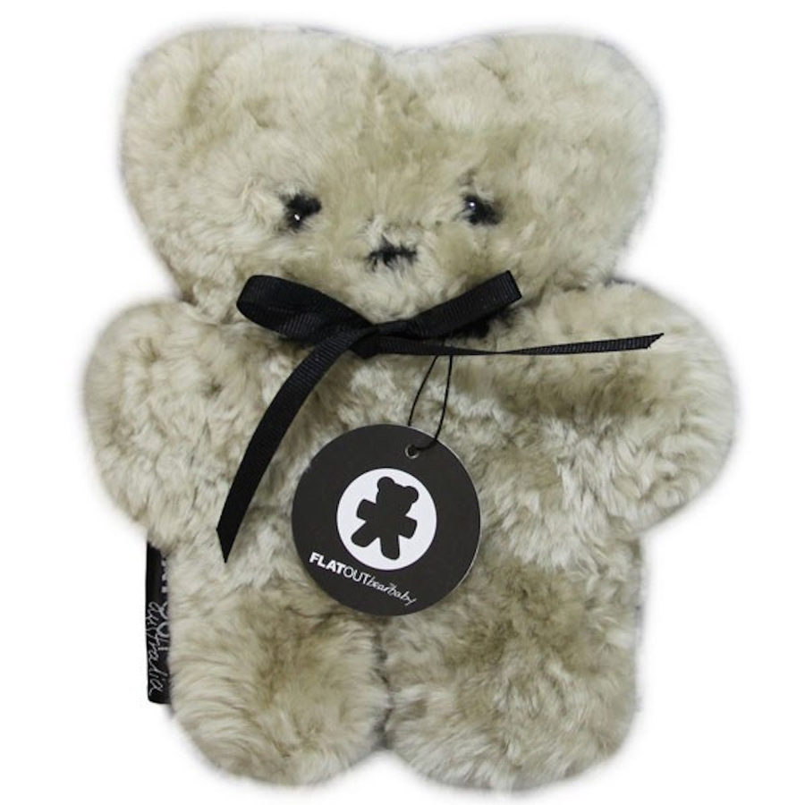 Flatout Bear - Small 20cm - 100% Australian Sheepskin