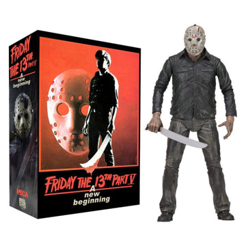 Friday the 13th Part 5 - Jason Dream Sequence 7