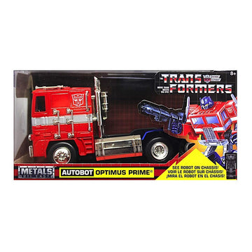 Jada Toys Transformers G1 Optimus Prime 1:32 Scale Diecast Model Car