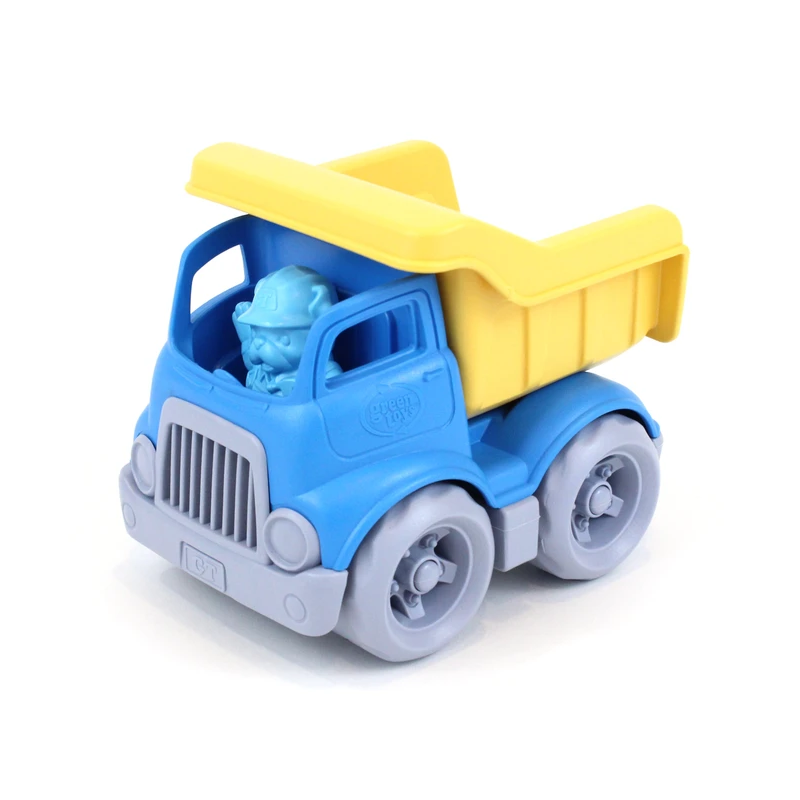 Green Toys - Dumper Dump Truck (Recycled Plastic) Made in USA