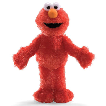 Sesame Street - Elmo Soft Toy