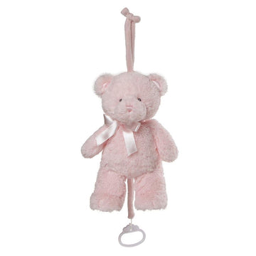 GUND MY FIRST TEDDY PULL DOWN - PINK