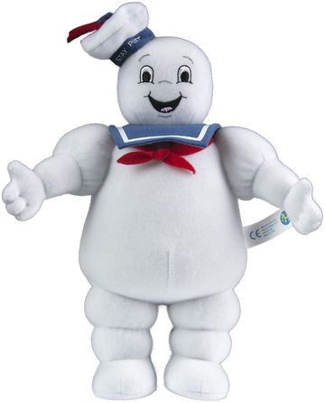 Ghostbusters - Stay Puft Plush