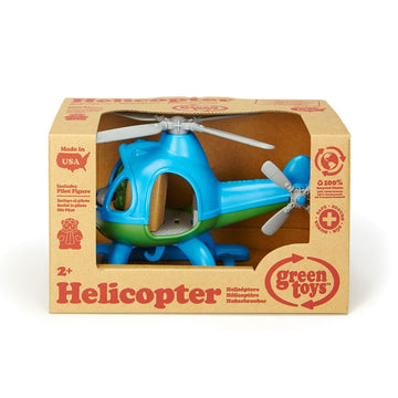 Green Toys - Helicopter (Recycled Plastic) Made in USA