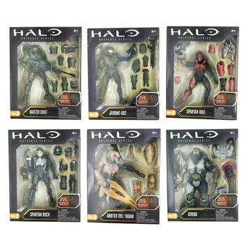HALO Universe Series (Wave 2) 6