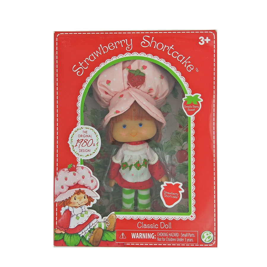 Strawberry Shortcake The Original 1980s design remake