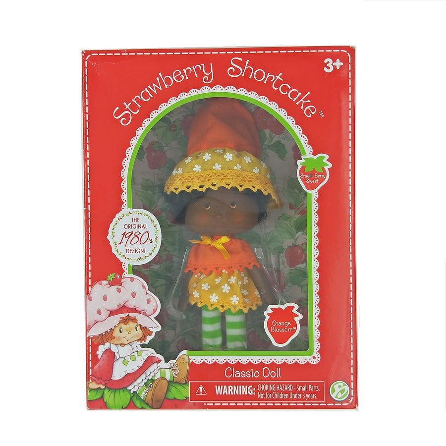 Strawberry Shortcake Orange Blossom The Original 1980s design remake