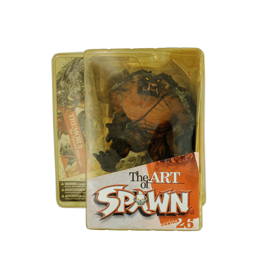 The Art of Spawn Series 26 Tremor 3 (2004)