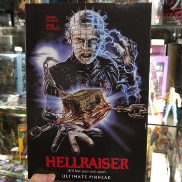 NECA Hellraiser Ultimate Pinhead 7