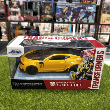 Jada Toys Transformers Movie Bumblebee 1:32 Scale Diecast Model Car