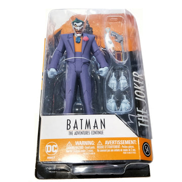 DC Direct - Batman Animated The Joker Action Figure
