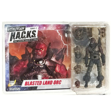 VITRUVIAN H.A.C.K.S. - Series 2 - Blasted Lands Orc