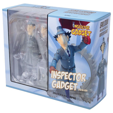 Inspector Gadget Deluxe 1:12 Scale Action Figure